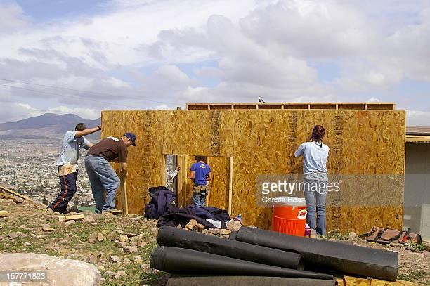 Teamwork Homebuilding Tijuana