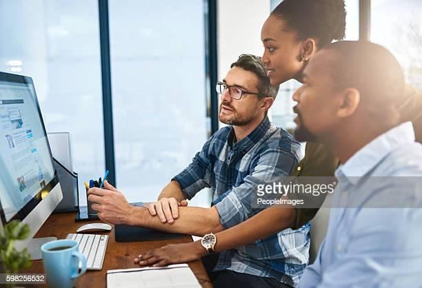 Teamarbeit ist der Schlüssel zum Erfolg