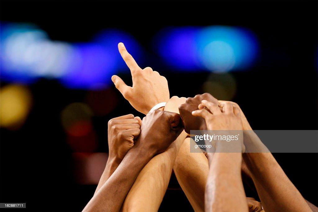 Teamwork No. 1 : Stock Photo