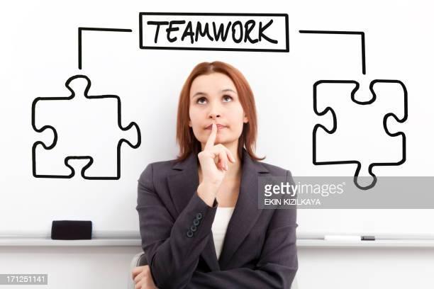 Travail d'équipe