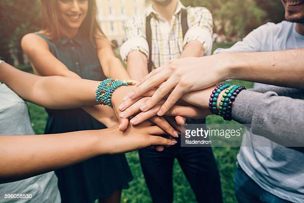 teamwork - bracelet photos stock pictures, royalty-free photos & images