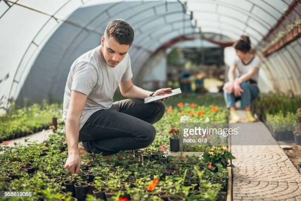 teamwork für den erfolg - landwirtschaftlicher beruf stock-fotos und bilder