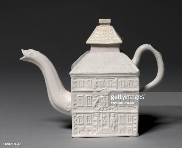 Teapot 17401750 Creator Ebenezer Moulton