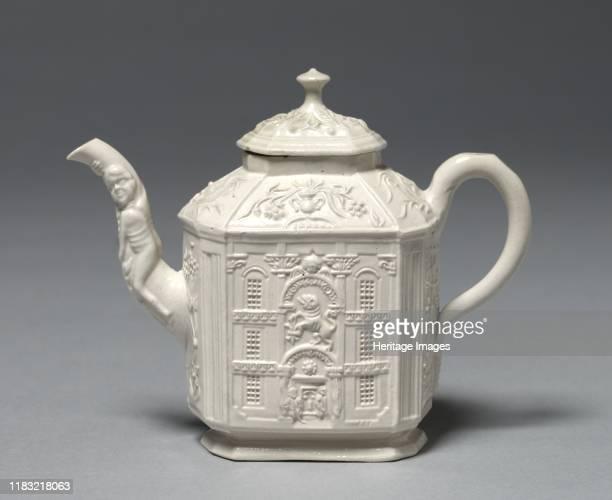 Teapot circa 1745 Creator Unknown
