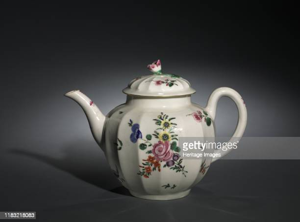Teapot circa 17551775 Creator Unknown