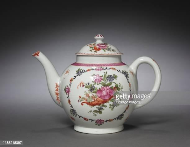Teapot circa 17821790 Creator John David
