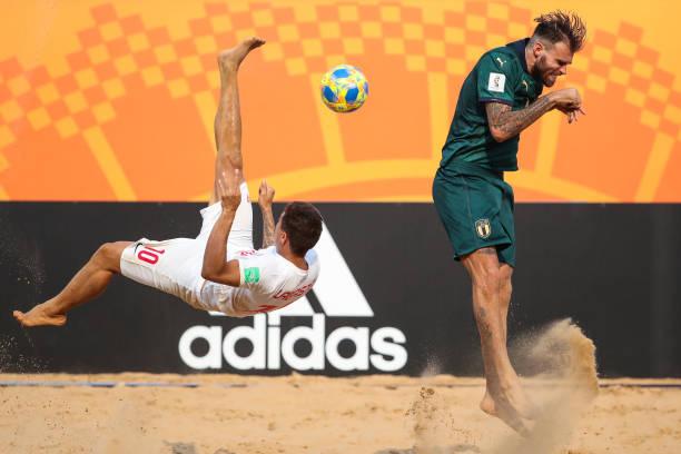 PRY: Italy v Tahiti - FIFA Beach Soccer World Cup Paraguay 2019
