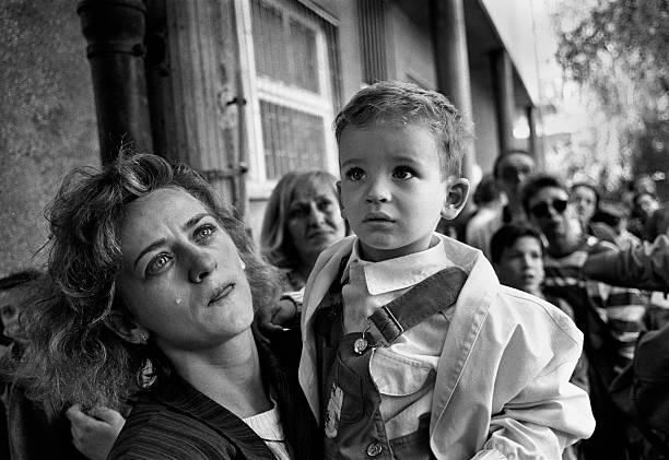 UNS: EXCLUSIVE: Photographer Profile: Tom Stoddart