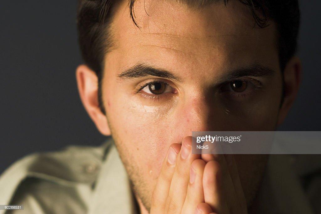 Tears : Stock Photo