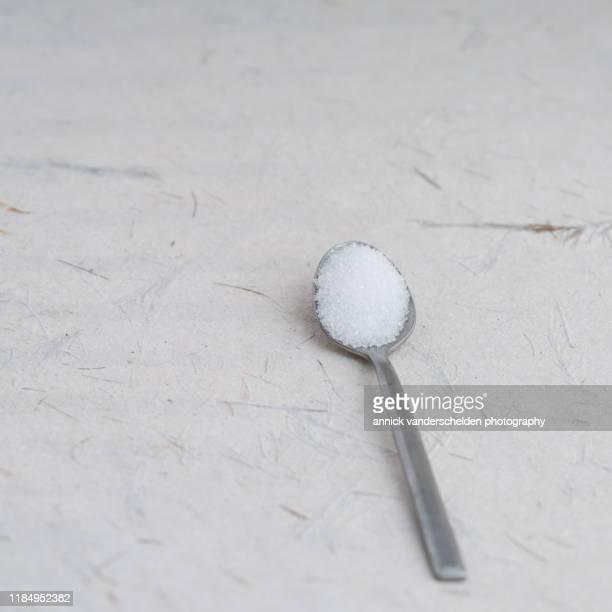 teaspoon of sugar - ティースプーン ストックフォトと画像