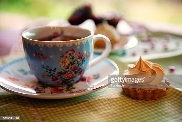 Tea-Table Donut  gostoso chocolate