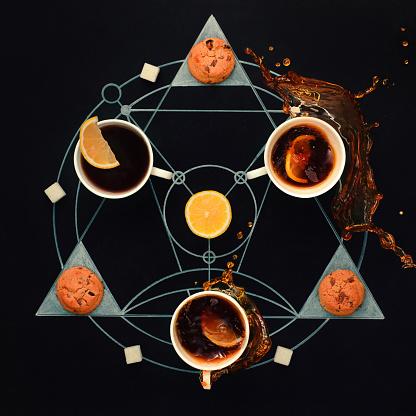 Teatime alchemy - gettyimageskorea