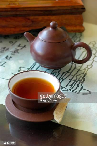 Teatime in Seoul