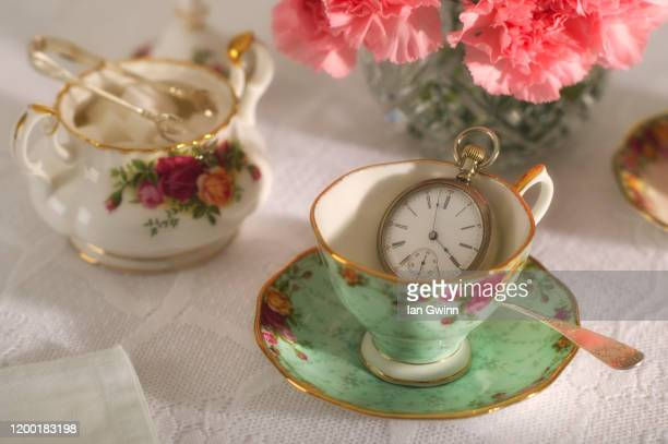 teatime - ian gwinn stock pictures, royalty-free photos & images