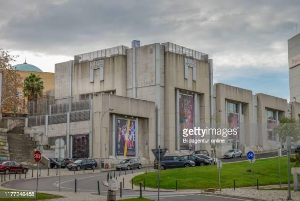 Teatro Aberto, Rua Armando Cortez, Lisbon, Portugal, Lissabon.