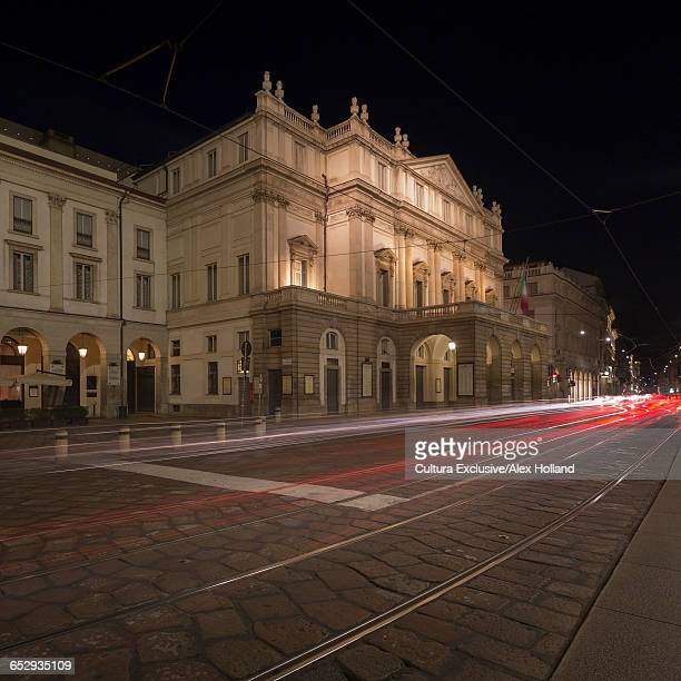 Teatro alla Scala, La Scala opera house, Milan, Italy