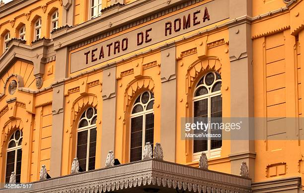 teatro de romea - murcia - fotografias e filmes do acervo