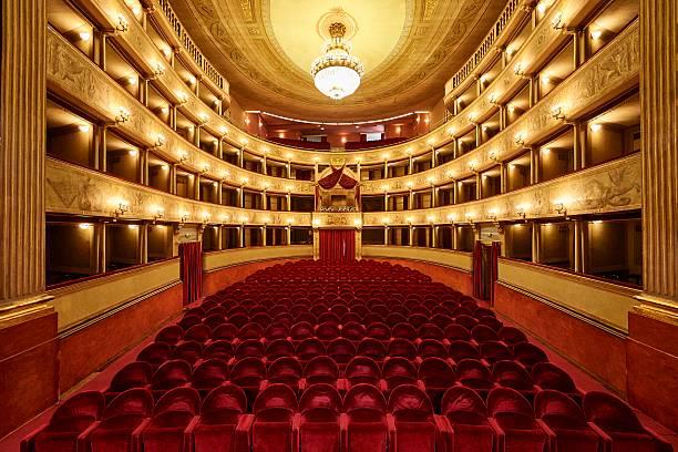 Teatro Del Giglio, Lucca, Italy