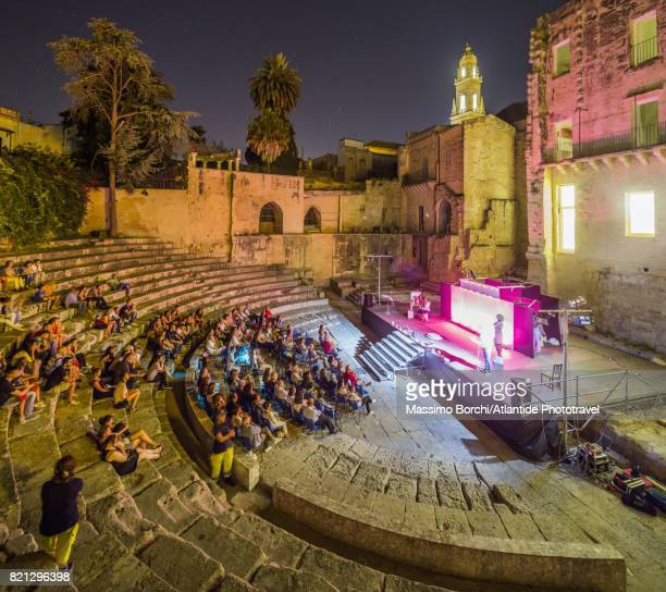 Teatro Romano, Roman Theater