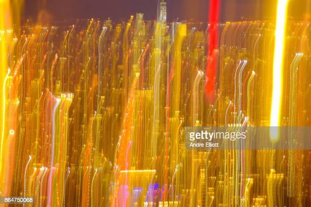 tech/city abstract