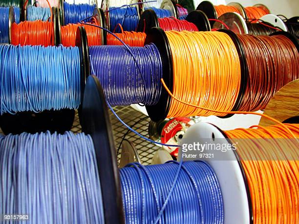 techincal wires - cable stock pictures, royalty-free photos & images