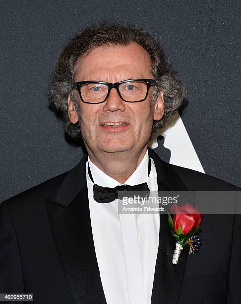 Technical Achievement Award recipient Peter Braun arrives at the Academy Of Motion Picture Arts And Sciences' Scientific And Technical Awards...