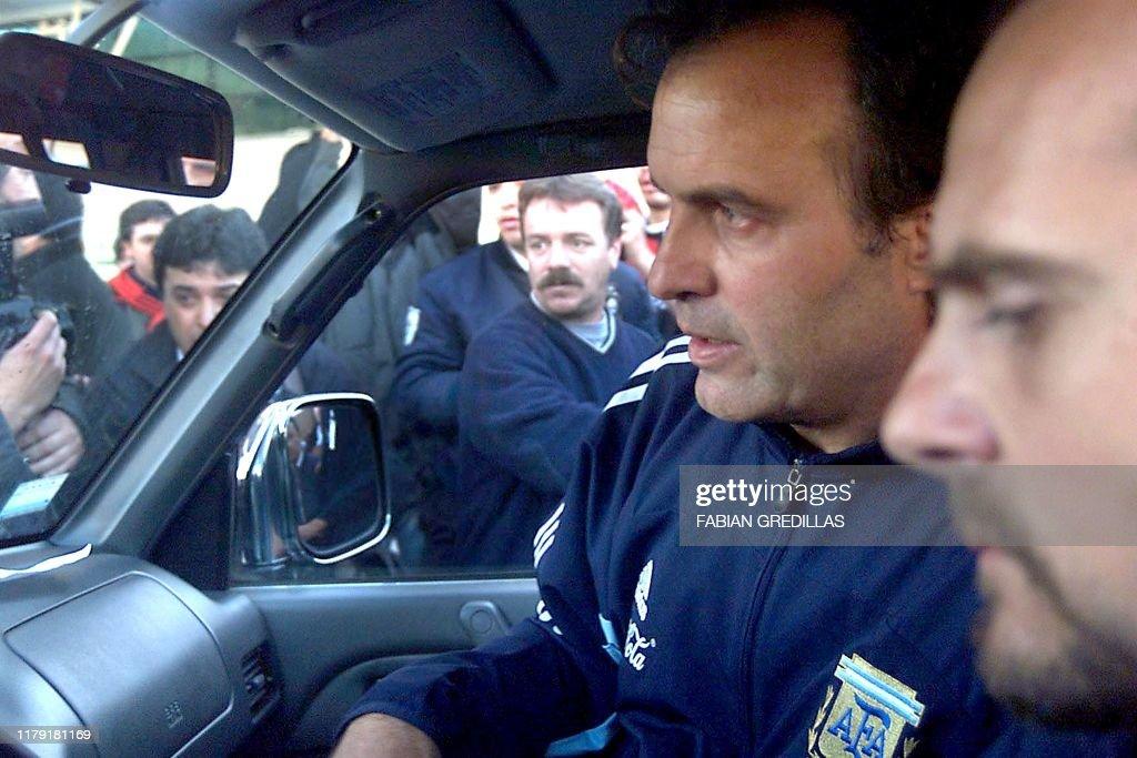 WC2002-ARGENTINA-BIELSA : News Photo