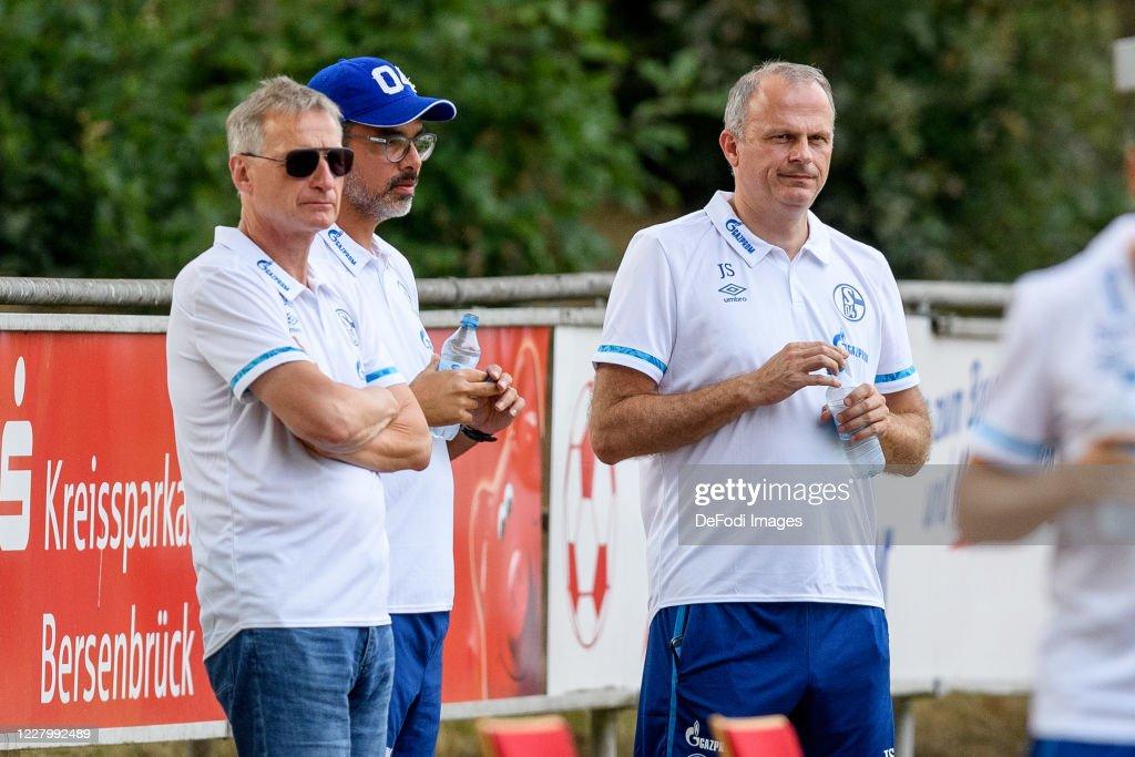 FC Schalke 04 v VfL Osnabrueck - Test Match : News Photo