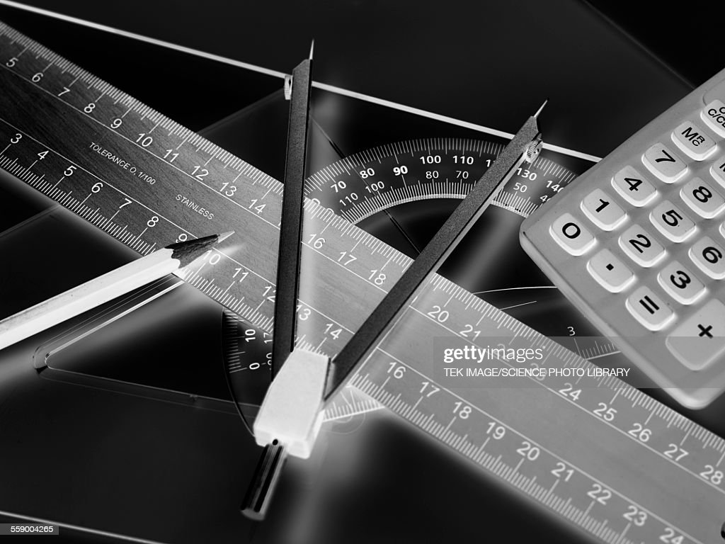 Technical Drawing Equipment Stock Photo   Getty Images