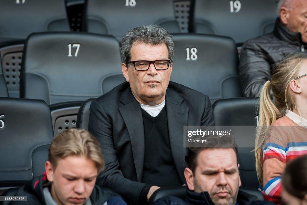 NLD: Heracles Almelo v Heerenveen - Eredivisie