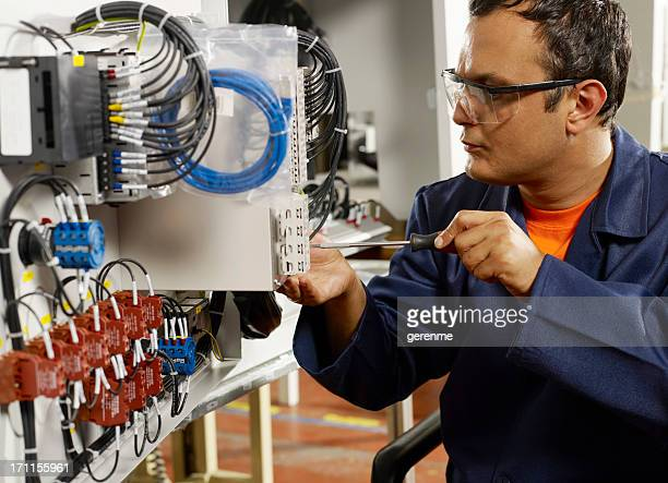 technician - fastening stock pictures, royalty-free photos & images