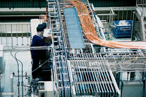 technician - showa period stock pictures, royalty-free photos & images