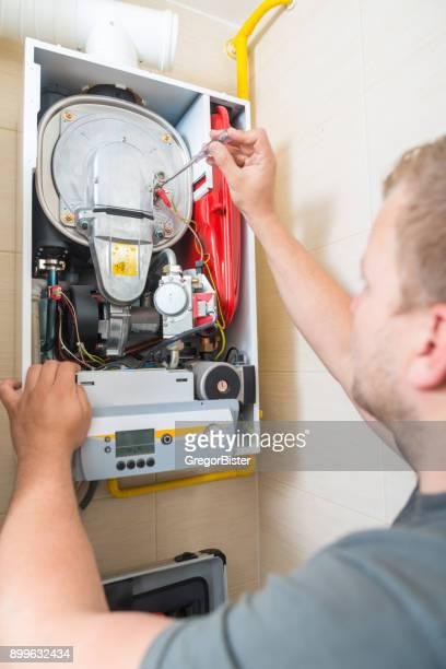 Technicus Gas oven repareren