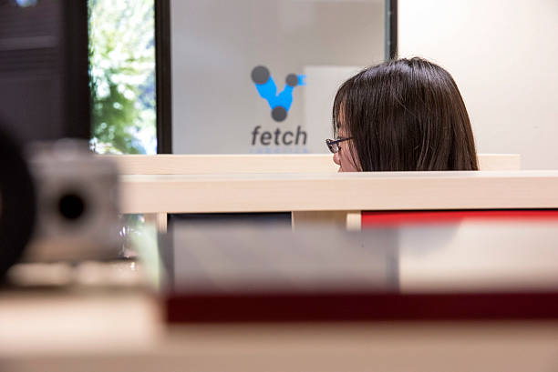 Photos et images de Operations Inside The Fetch Robotics