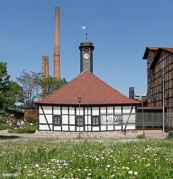 Technisches Halloren und Salinemuseum Halle