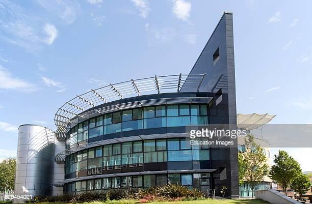 Technium Digital building, University of Swansea, Swansea, West Glamorgan, South Wales, UK.