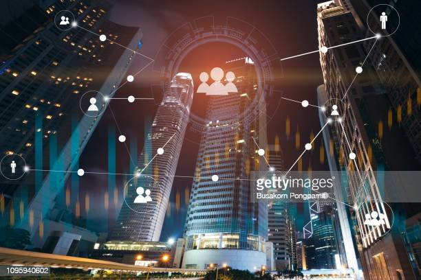 technologies for connection - community icon stock pictures, royalty-free photos & images
