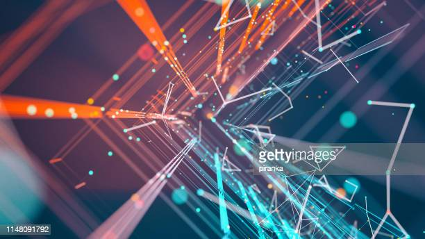 technology abstract - digitally generated image stock pictures, royalty-free photos & images