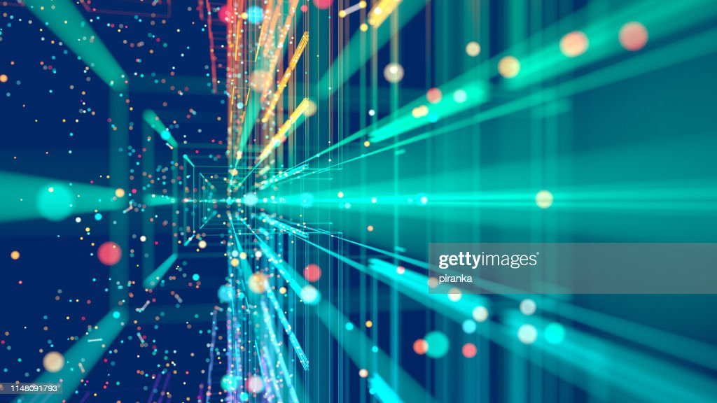 Technology abstract : Stock Photo
