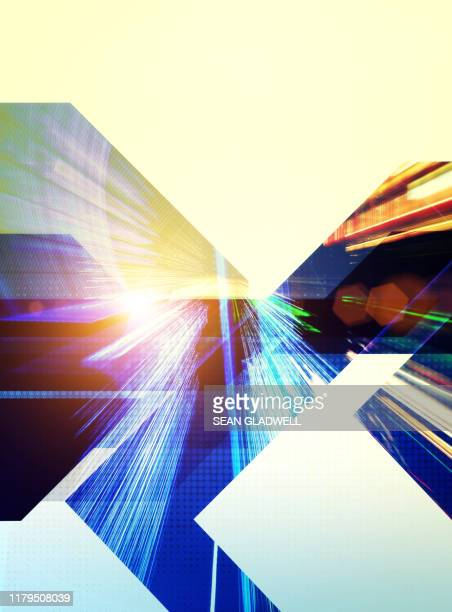 technology abstract - in a row stock pictures, royalty-free photos & images