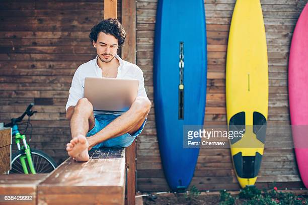 technology and water sport - net sports equipment stock pictures, royalty-free photos & images