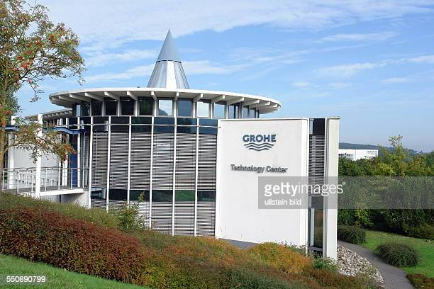 Grohe Hemer grohe technology stock photos and pictures getty images