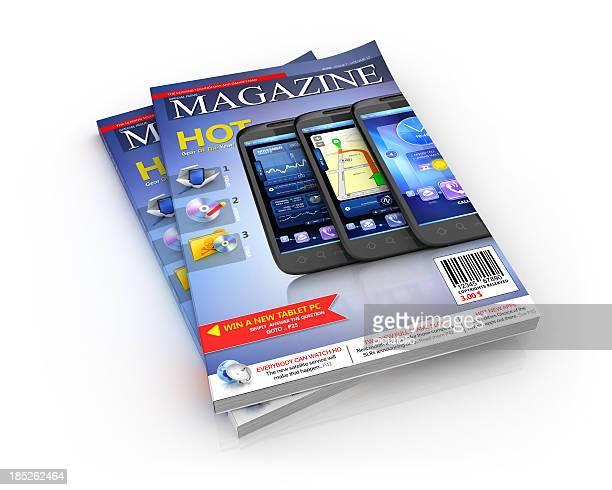 Technologie Geräte & news-Zeitschriften