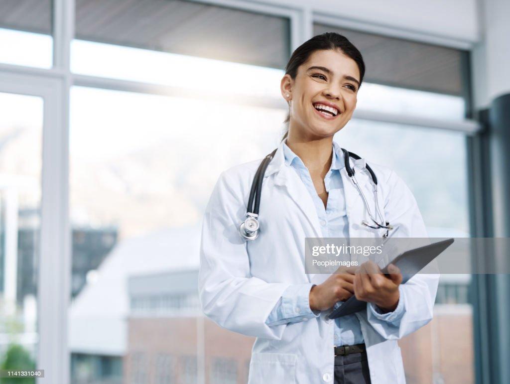 Technologie ist zu einem so wichtigen Bestandteil im medizinischen Bereich geworden : Stock-Foto