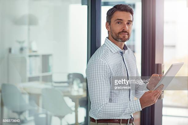 technology increases my productivity - only mature men stock pictures, royalty-free photos & images