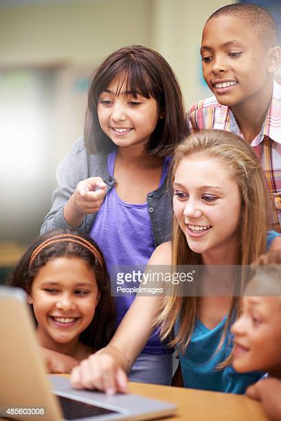 Technology is all part of the learning experience