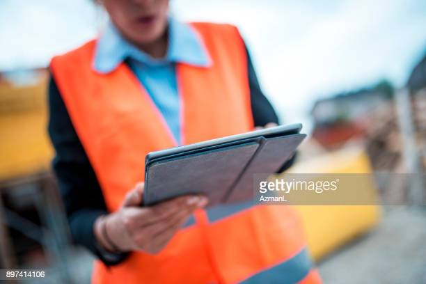 technology is also part of construction industry - transportation building type of building stock photos and pictures