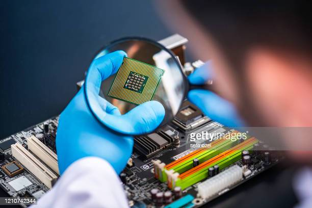 technology researching - conductor stock pictures, royalty-free photos & images