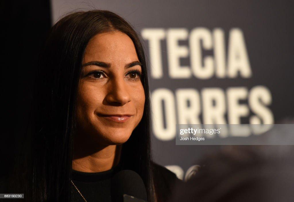 UFC 218 Ultimate Media Day : News Photo