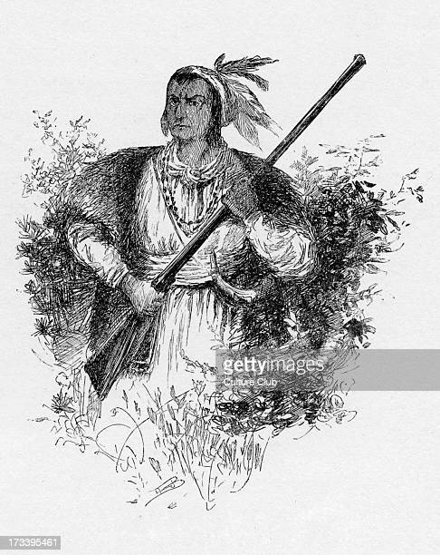 Tecumseh Chief of the Shawnee published in 1887 Tecumseh was a leader of the Shawnee tribe best known for his leadership in a rebellion against the...